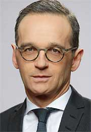 Image of Foreign Minister of Germany Heiko Maas (Photo: Thomas Imo/photothek)