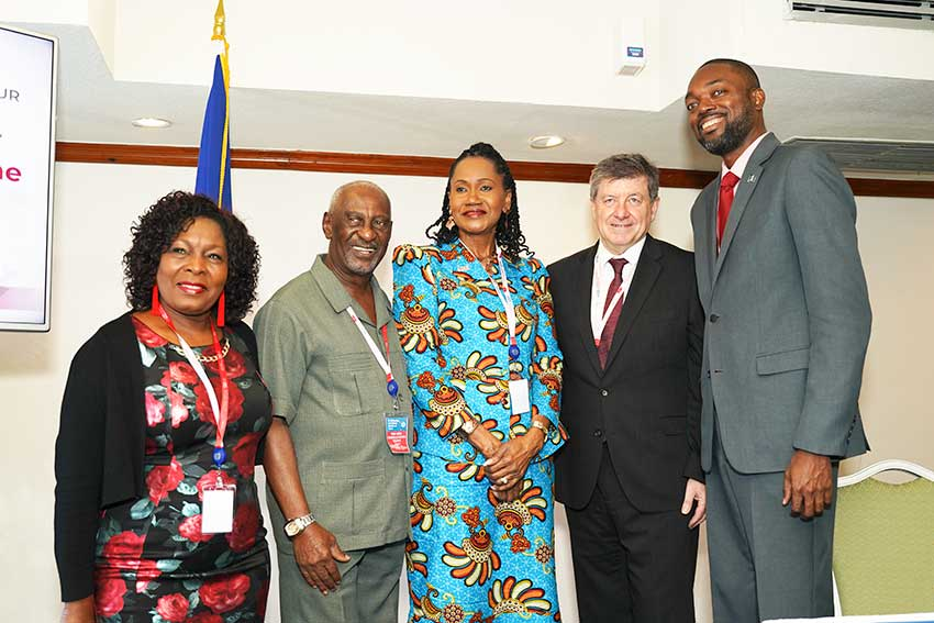 Image of ILO Meeting of Caribbean Ministers