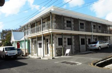 Image of The Magistrates Court in Vieux Fort.
