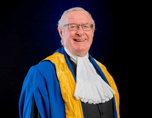 Image of Mr Justice Hayton
