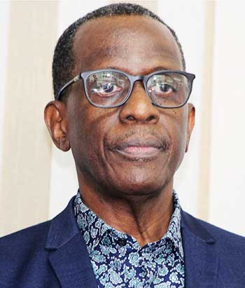 Image of Opposition Leader Philip J Pierre.