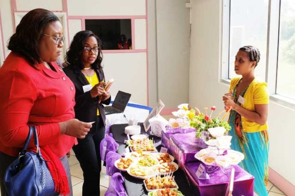 Image: The 20 Meets 20 Mixer gave young entrepreneurs and their mentors the opportunity to network.