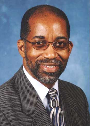 Image of David Williams, a Saint Lucian Harvard University professor, has been elected to be a member of the National Academy of Sciences (NAS) in the U.S.