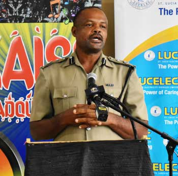 Image of Assistant Commissioner of Police, George Nicholas.