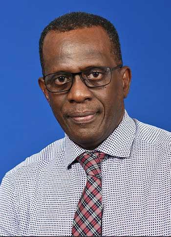 Image of Opposition Leader (Saint Lucia Labour Party) Phillip  J Pierre.