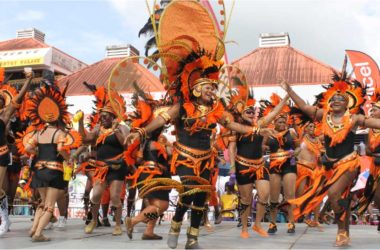 Image: Carnival has evolved in various ways over the years, but locally, some bands keep tradition at their core.