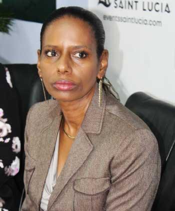 Image of Lorainne Sidonie CEO Events Saint Lucia