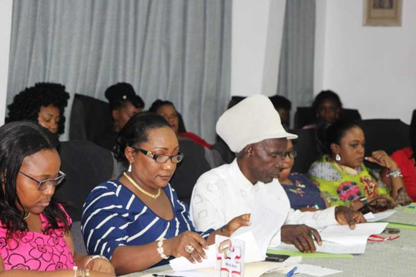 Image of participants at the SLISBA sponsored ADR workshop.