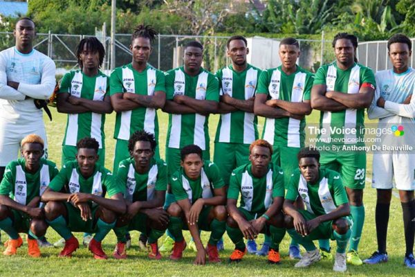 Image: Vieux Fort South open with a 4-2 win over Mon Repos. (PHOTO: Anthony De Beauville)