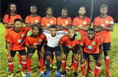Image: Canaries had a 7-1 win over Gros Islet. (Photo: SLFA EA)