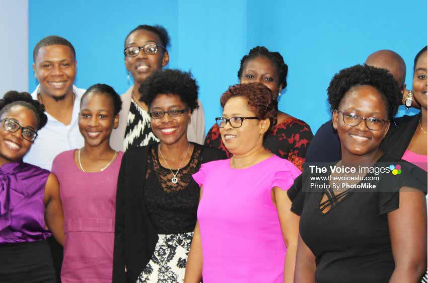 Image of some of this year's EQIP scholarship recipients.[PHOTO: PhotoMike]
