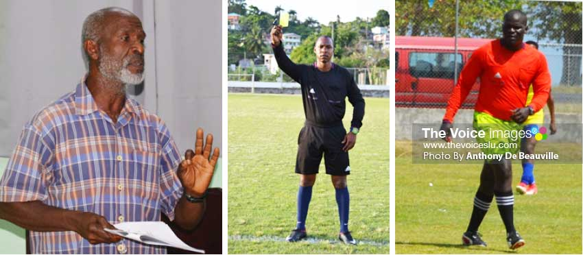 SLFA Looking to Improve Officiating - St  Lucia News From The Voice