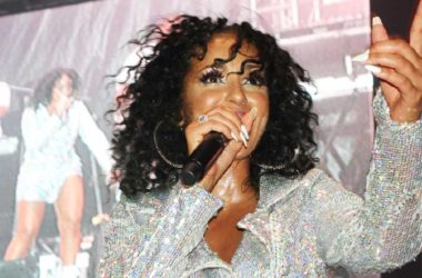 Image of R&B sensation Mya.