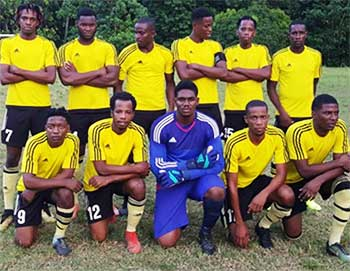 Image: Vieux Fort South had the better of Micoud 3-1