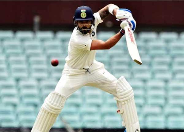 Image of India captain Virat Kohli