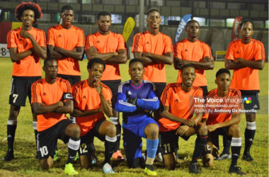 Image: Micoud defeated Gros Islet 2-1. (Photo: Anthony De Beauville)