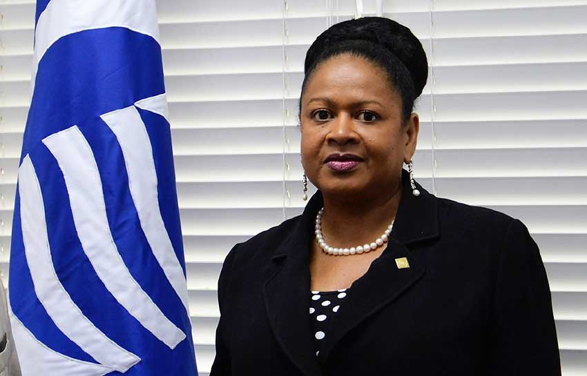Image: Secretary General of the Association of Caribbean States (ACS) Ambassador Dr June Soomer is the first woman to head the transnational regional entity that represents 31 members and associated states and 110 million people. (Photo Courtesy: ACS)