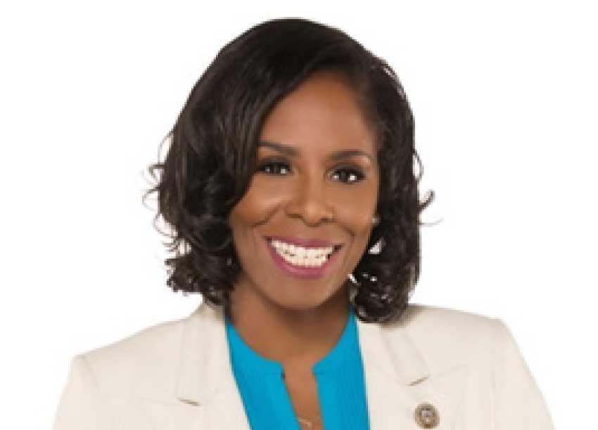Image of Stacey E. Plaskett