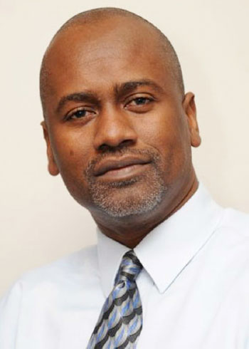 Image of Flow Saint Lucia Country Manager Chris Williams.