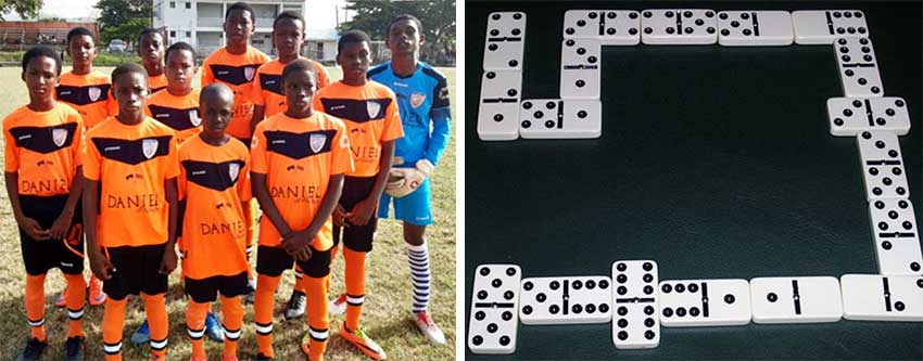 Image: GMC United U14 boys will play B1 FC on Sunday; Sap pat galore expected in Harry Edwards 3rd annual Domino