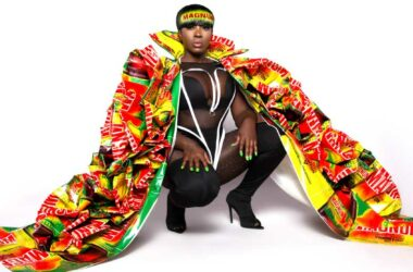 Image of Jamaican Dancehall artiste Spice.