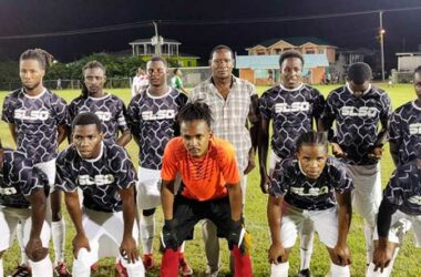 Image: Monchy too strong for Police. (PHOTO: GIFL)
