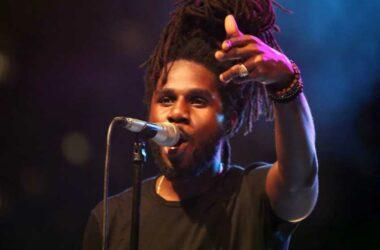 Image of Reggae superstar Chronixx.