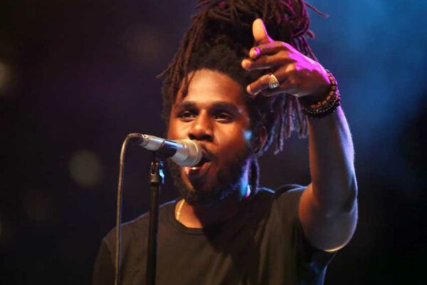 Image of Reggae superstar Chronixx.