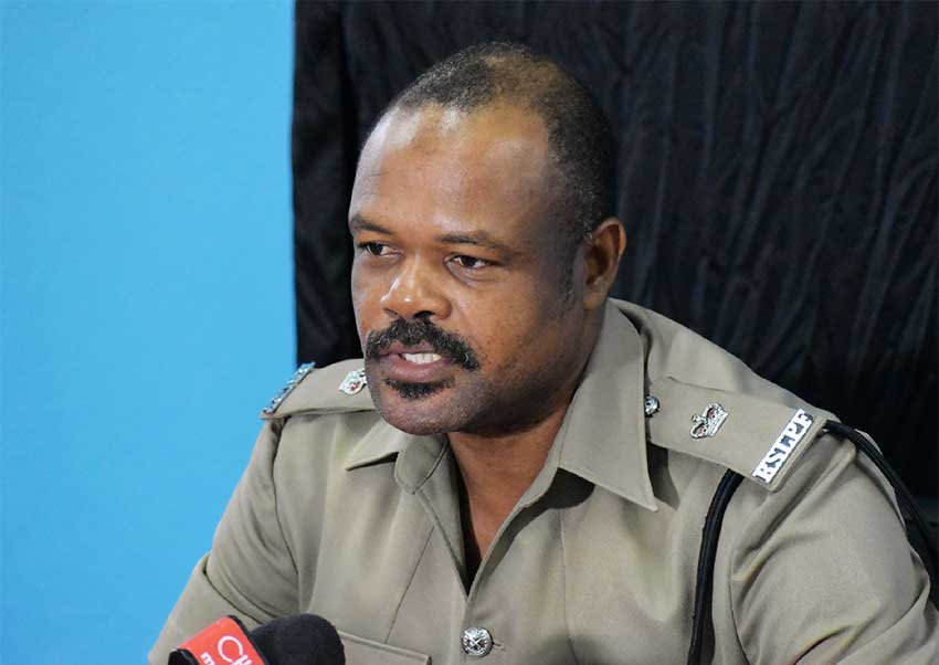 Image of George Nicholas, Superintendent of Police with Responsibility for Territorial Policing.