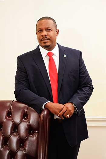 Image of Johnathan Johannes, Managing Director, 1st National Bank.