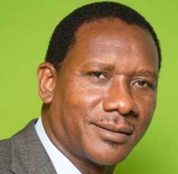 Image of Lenard Montoute, Minister for Equity, Social Justice, Local Government and Empowerment