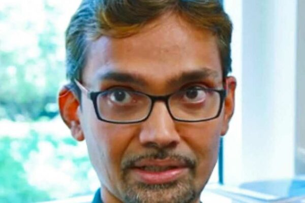 Image of Dr. Sripadh Upadhy, Paediatric Cardiologist, Health City Cayman Islands.