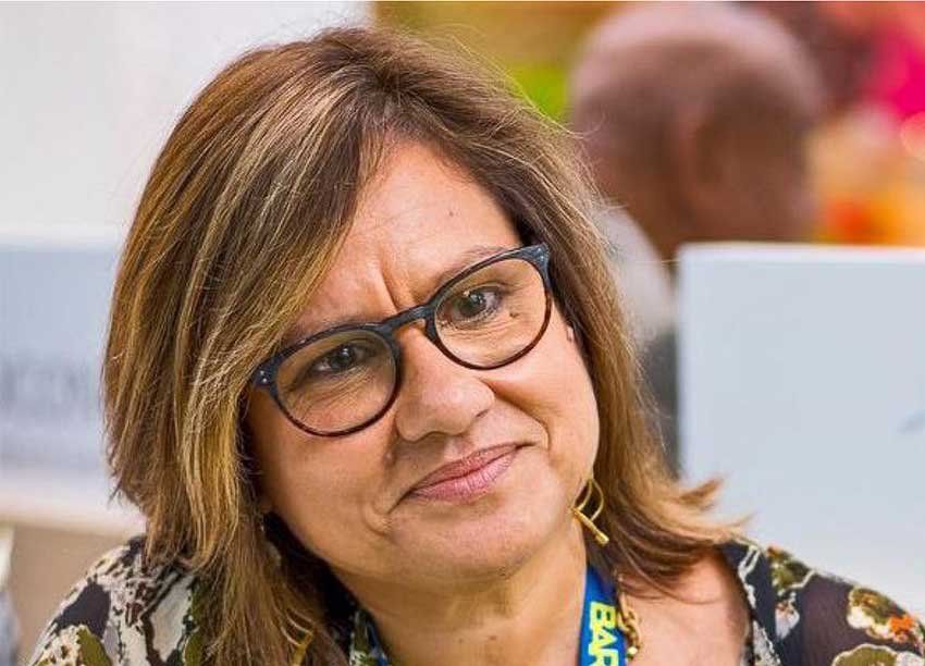Image of Patricia Affonso-Dass, President, Caribbean Hotel and Tourism Association (CHTA).