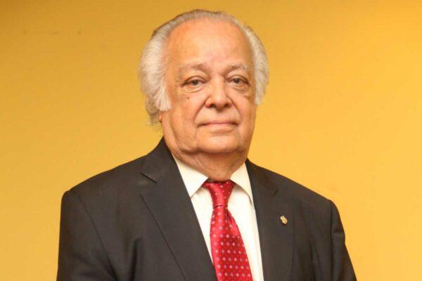 Image of Sir Shridath Ramphal QC