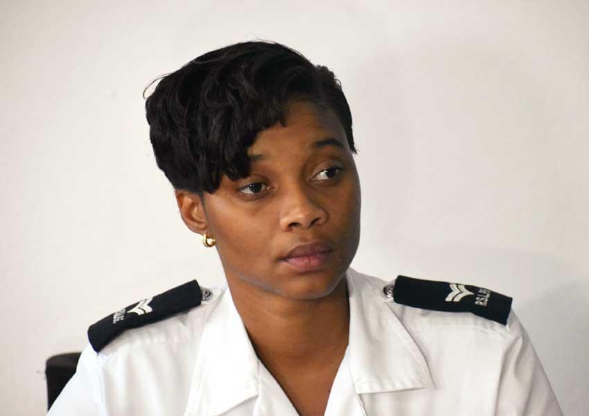 Image of Corporal Ann Joseph