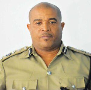 Image of Deputy Police Commissioner Milton Desir