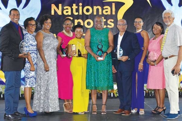 Image: Association for the Year 2019 – Saint Lucia Aquatic Federation. (PHOTO: Anthony De Beauville)