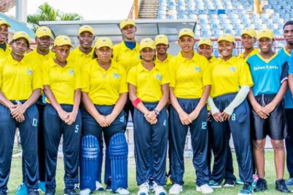 Image: Team Saint Lucia. (PHOTO: SA)
