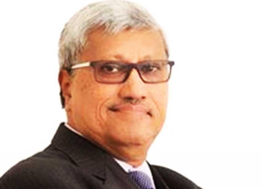 Image of Komal Samaroo, WIRSPA Chairman.
