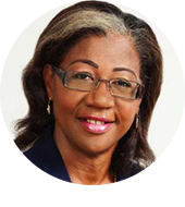 Image of Health Minister Mary Isaac
