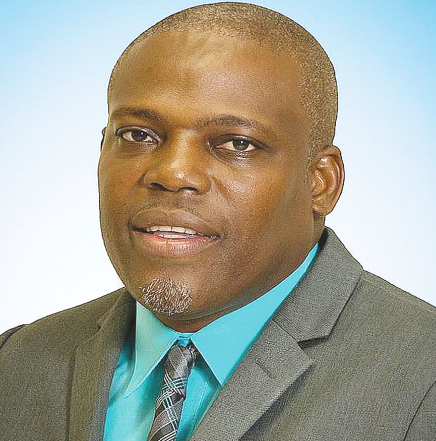 Image of CSA President Cyprian Montrope