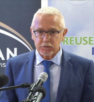Image of Ambassador Republic of France HE Phillipe Ardanaz.
