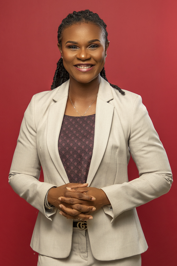 Image of Siobhan James- Alexander, Digicel St. Lucia's Chief Executive Officer