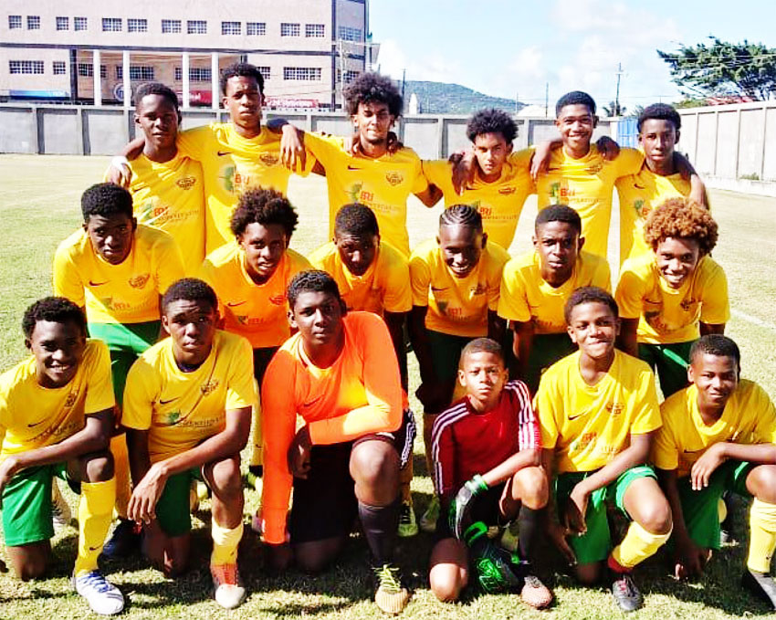 Image of Uptown Rebels Under 17. (PHOTO:SM)