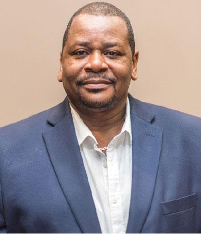 Image of Mr. Vincent Gordon, Managing Director of Unicomer (OECS) limited