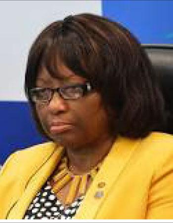 Image of Dr. Carissa F. Etienne
