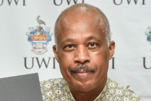 Image: Signatory to The UWI-ACS MoU, The UWI Vice-Chancellor, Professor Sir Hilary Beckles