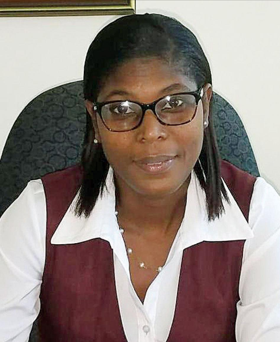 Image of Brendaline Descartes – 2ND Vice President
