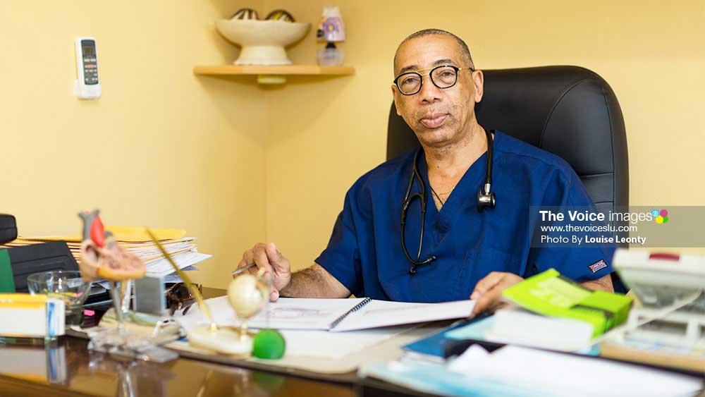 Image of Dr. Romel Daniel