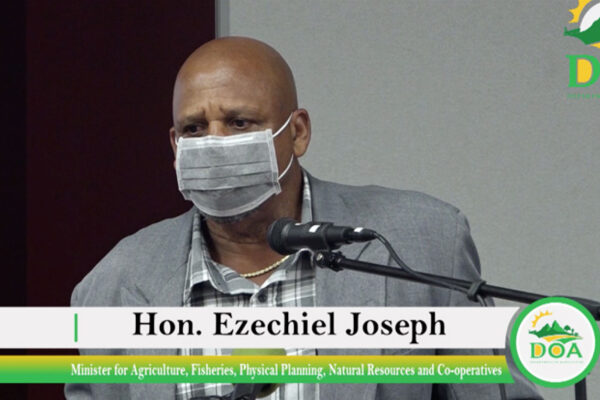Image of Hon. Ezechiel Joseph